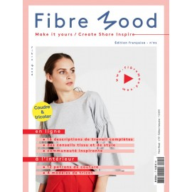 Fibre Mood Magazine - French Edition 1