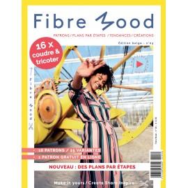 Fibre Mood Magazine - Belgium Edition 3