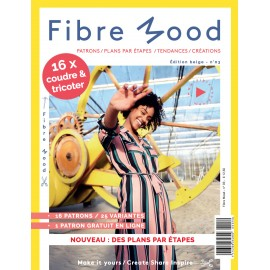 Magazine Fibre Mood - Édition Belge n°03