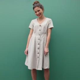 Dress Sewing pattern - République du Chiffon Simone