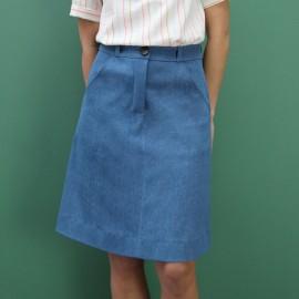 Skirt Sewing pattern - République du Chiffon Blandine