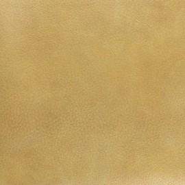Simili cuir Montana - ocre x 10cm
