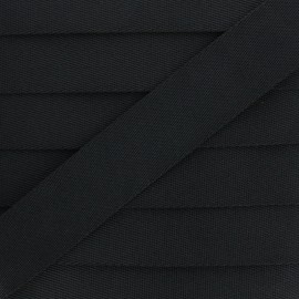 Sangle Polyester - Noir x 1m