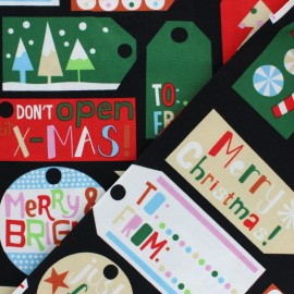 Alexander Henry fabric Christmas time - Just for you x 10cm