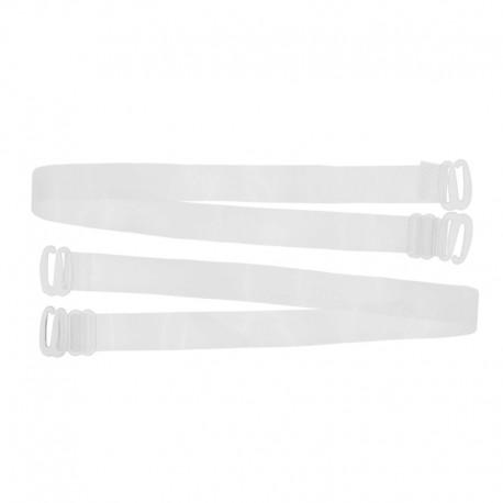 Transparent straps