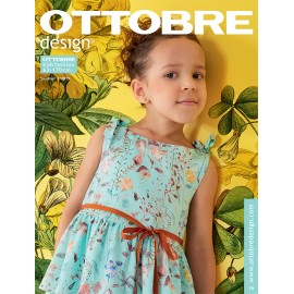 Ottobre Design Kids Sewing Pattern - 3/2019