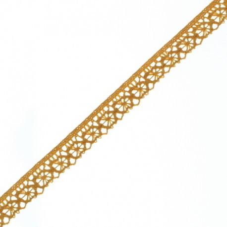 15 mm Lace Ribbon - Honey Amélie x 1m