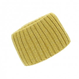 Organic Edging Fabric (140x8cm) - Mustard Cosy Glow