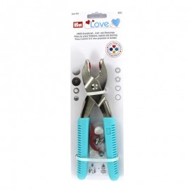 Prym Love Pliers for press fasteners, eyelets and rivets - Blue