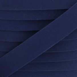 25 mm Outdoor Bias Binding - Navy Blue Magellan x 1m