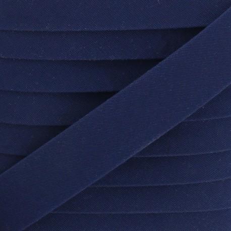 25 mm Outdoor Bias Binding - Navy Blue Magellan x 1m
