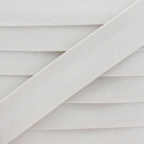 25 mm Outdoor Bias Binding - Sand Magellan x 1m