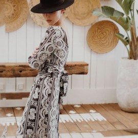 Dress Sewing Pattern Maison Fauve - Sierra
