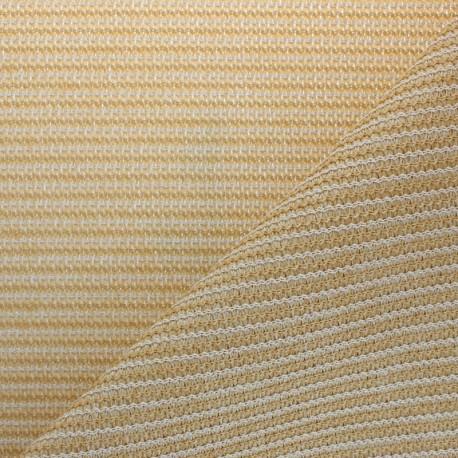 Outdoor shade sail fabric - Sand Sunpro® x 10cm