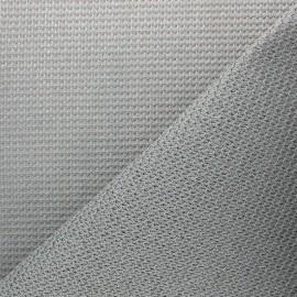Tissu Toile d'ombrage Sunpro® Anti-UV - gris x 10 cm