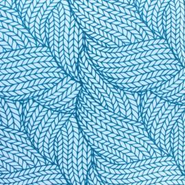 Tissu toile imperméable Nairobi - écru x 10cm
