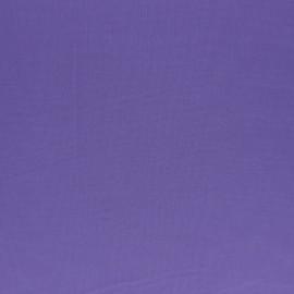 Tissu mousseline Clarisse - violet x 50cm
