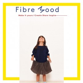 Blouse Sewing Pattern - Fibre Mood Goldie
