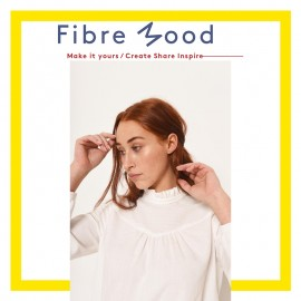 Blouse Sewing Pattern - Fibre Mood Victoria