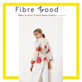 Kimono Sewing Pattern - Fibre Mood Julia