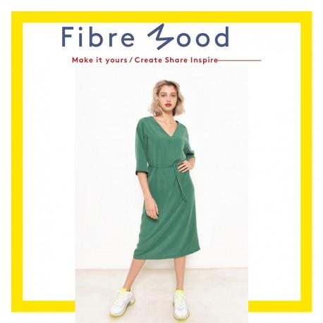 Dress Sewing Pattern - Fibre Mood Violet