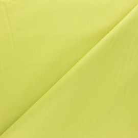 Extra wide cotton fabric Reverie (280 cm) - Lime x 10cm