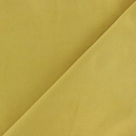Milleraies velvet fabric 200gr/ml - apricot x 10cm