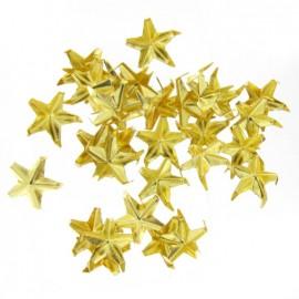 Griffes étoiles or