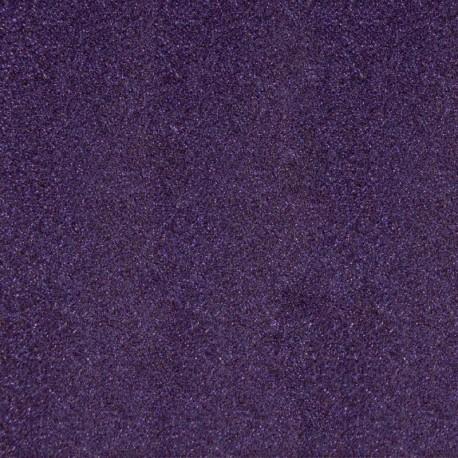 Feuille thermocollante paillettes violet x 1