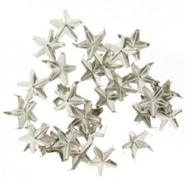 Griffes étoiles argent