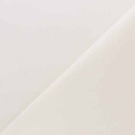 Tissu coton cretonne Essentiel 135g/m2 - naturel x 10cm