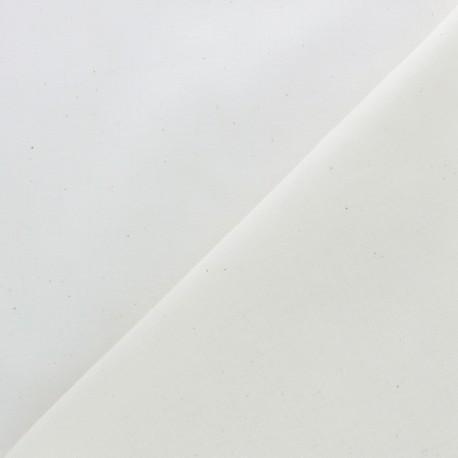 Tissu coton cretonne Essentiel 175g/m2 - naturel x 10cm