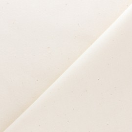 Muslin cotton fabric 110g/m2- Natural x 10cm