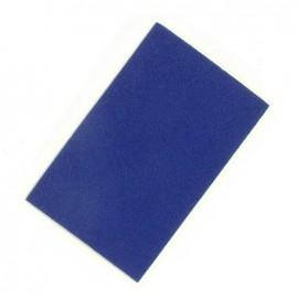 Tampon encreur textile bleu