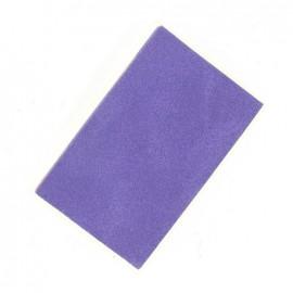 Tampon encreur textile violet