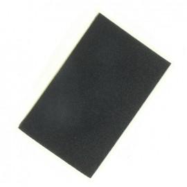 Tampon encreur textile noir