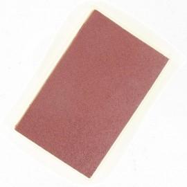Tampon encreur textile marron