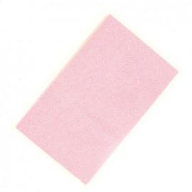 Tampon encreur textile rose