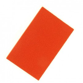 Tampon encreur textile orange
