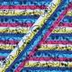 40 mm Pirate's Love Elastic Ribbon - F x 1m