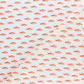 Cotton fabric - Raw C'est l'été x 10cm