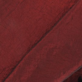 Taffeta Fabric - Bordeaux x 10cm