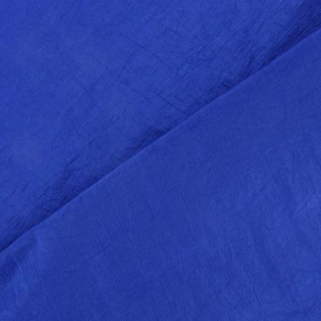 Taffeta Fabric - Royal Blue x 10cm