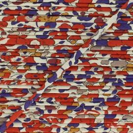 Liberty Stitched Ribbon - Betsy C x 1m