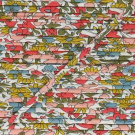 Liberty Stitched Ribbon - Poppy & Daisy A x 1m