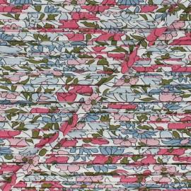 Liberty Stitched Ribbon - Poppy & Daisy C x 1m