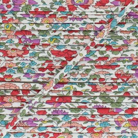 Liberty Stitched Ribbon - D'Anjo B x 1m