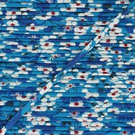 Liberty Stitched Ribbon - Mitsi A x 1m