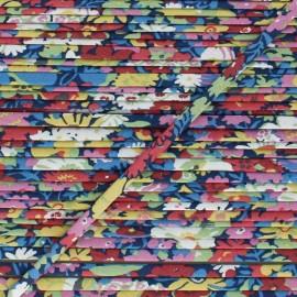Liberty Stitched Ribbon - Thorpe A x 1m