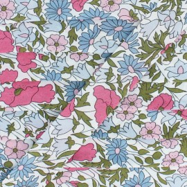 20 mm Liberty Bias Binding - Poppy & Daisy C x 1m